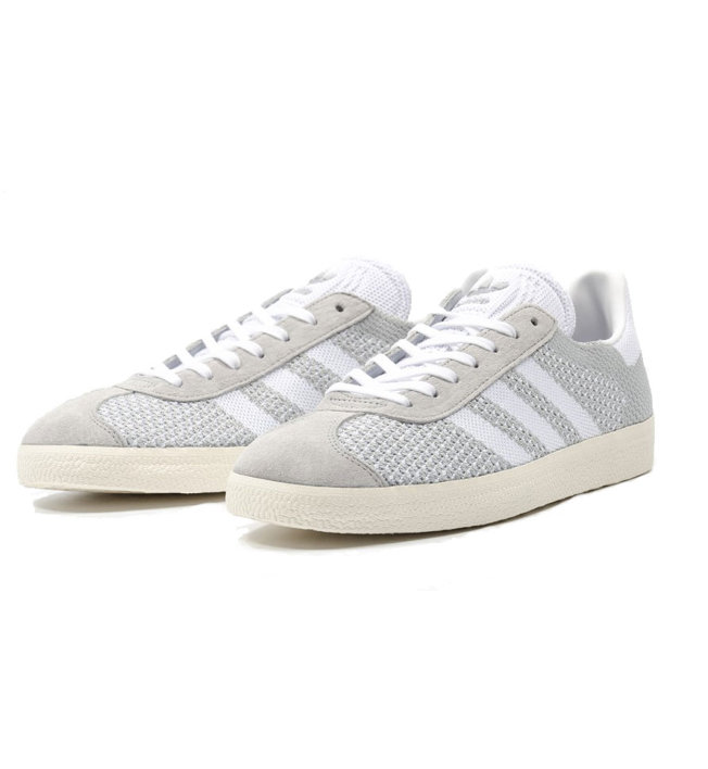 adidas Originals Gazelle PK - Sneaker - Herren, Grey/White