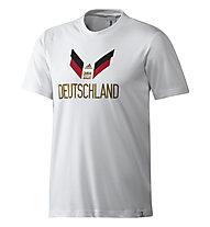 Adidas Germany Tee T-Shirt, White