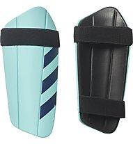 Adidas Ghost Lite - parastinchi calcio, Light Blue/Black