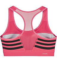 Adidas Go To Gear R-B Bra AB Cup, Flash Red/Black