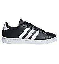 adidas Grand Court - Sneakers - Herren, Black/White