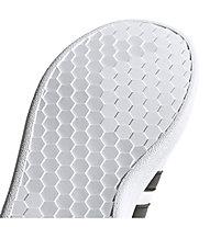 adidas Grand Court - scneakers - ragazzo, White/Black