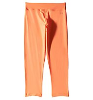 Adidas Gym Basics 3/4 Tight Donna, Flash Orange