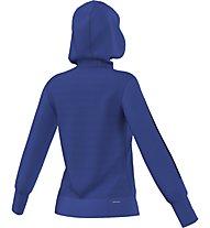 Adidas Gym Kapuzenjacke Damen, Bold Blue
