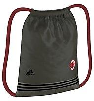 Adidas Gym Bag AC Milan zaino sacca sportiva, Anthracite