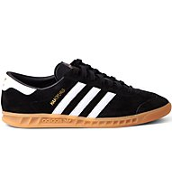 Adidas Originals Hamburg - Sneaker - Herren, Black