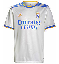 adidas Home 2021/22 Real Madrid - maglia calcio - bambino, Grey