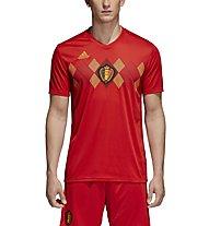 adidas Home Belgium - maglia calcio - uomo, Red