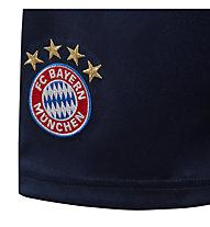 adidas Home Replica FC Bayern München Jr. 2018 - Fußballhose - Kinder, Blue/White