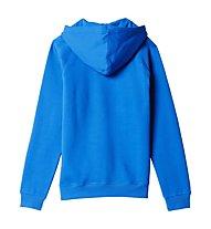 Adidas Originals Hoodie Trefoil Kapuzenpullover, Blue