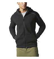 Adidas Hooded Track Top Kapuzenjacke/Trainingsjacke, Black