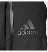 Adidas Z.N.E. 2.0 - Kapuzenjacke Fitness - Herren, Black