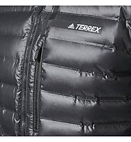 Adidas TERREX Hybrid - Hybridjacke mit Kapuze - Herren, Black