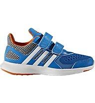 Adidas Hyperfast 2.0 CF K - scarpe da ginnastica bambino, Blue