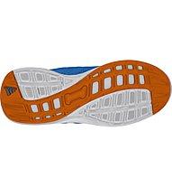 Adidas Hyperfast 2.0 K - scarpe da ginnastica bambino, Blue