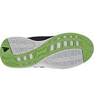 Adidas Hyperfast 2.0 K - scarpe da ginnastica bambino, Black