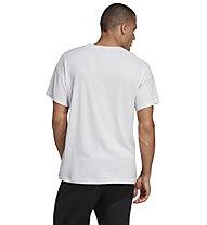 adidas ID Stadium - T-shirt fitness - uomo, White