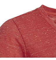 adidas ID Winner - T-shirt fitness - bambina, Red