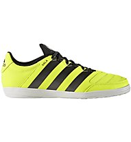 Adidas Indoor Ace 16.4 Scarpe da calcio indoor, Yellow