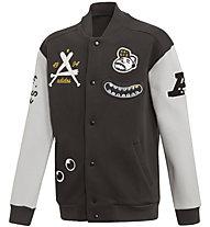 adidas JB A Col CO - Bomberjacke - Kinder, Black/White