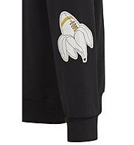 adidas JB A Col LG CW - Pullover - Kinder, Black