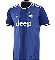 Adidas Juventus Replica Away Jersey - maglia calcio, Blue