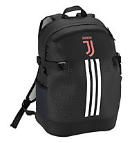 adidas Juve Backpack - Rucksack, Black/White/Red