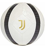 adidas Juve Club Home - pallone da calcio, White/Black