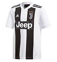 adidas Juventus Home Jersey Y - maglia calcio replica Home Juve - bambino, White/Black