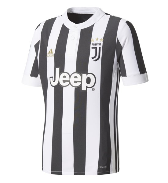 adidas Juventus Home Replica Junior Turin Fußballatrikot Kinder |