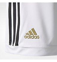 Adidas Juventus Turin 2017/2018 Home Replica - Fußballhose - Kinder, White/Black