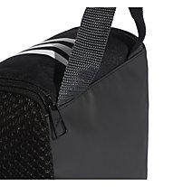 adidas Juve SB - Tragetasche für Fußballschuhe, Black/White/Red