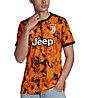 adidas Juventus Turin 20/21 Third Jersey - Fußballtrikot - Herren, Orange
