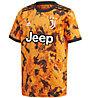 adidas Juventus 20/21 Third Jersey Junior - maglia calcio - bambino, Orange