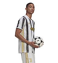 adidas Juventus Home 20/21 - maglia calcio - uomo, White/Black