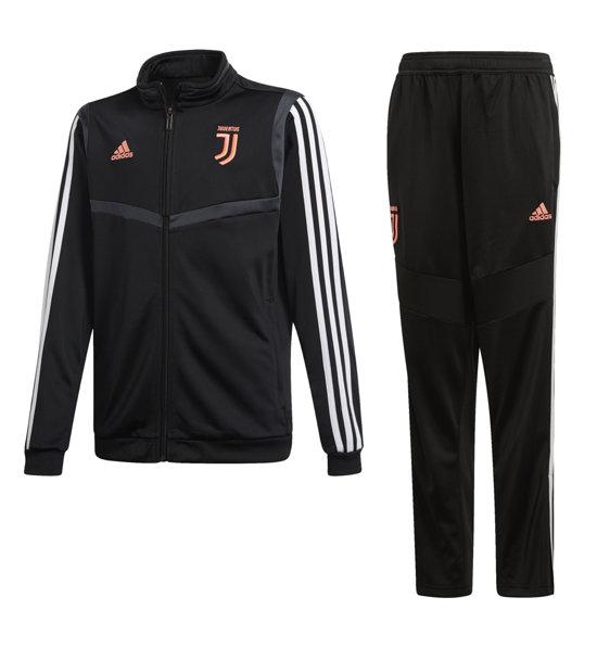 adidas Juventus Suit Young Trainingsanzug Kinder |