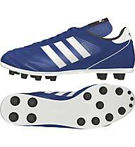 Adidas Kaiser 5 Liga - Fußballschuhe für festen Boden, Blue/White