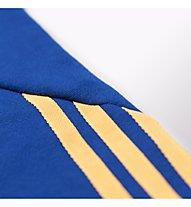 Adidas Sweatshirt Hoodie Micky, Collegiate Royal/Solar Gold