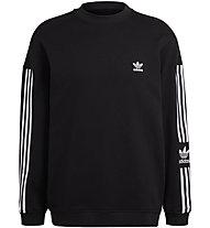 adidas Originals Lock up Crew - felpa - uomo , Black