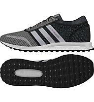 Adidas Originals Los Angeles scarpe ginnastica, Solid Grey/Metallic Silver