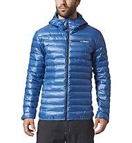 Adidas Limited Down - Daunenjacke mit Kapuze - Herren, Blue