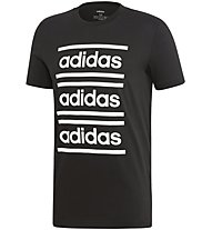 adidas Celebrate the 90s Branded - T-shirt - uomo, Black
