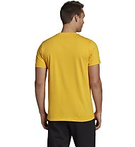 adidas Celebrate the 90s Branded - T-shirt - uomo, Yellow