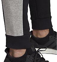 adidas Sport ID Pants - Trainingshose - Herren, Black/Grey