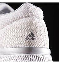 Adidas Mana bounce 2 Aramis - neutraler Laufschuh - Damen, White