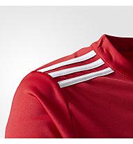 Adidas Manchester United 2017/2018 Heim Replica - Fußballtrikot - Kinder, Red