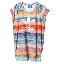 Adidas Menire Sweat Dress Damen, Multicolor