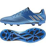 Adidas Messi 16.2 FG - Fußballschuhe, Blue