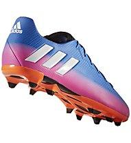 adidas Messi 16.3 FG Scarpe da calcio per terreni compatti, Blue/Pink