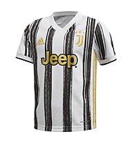 adidas Mini Home Juventus - completo calcio - bambino, White/Black